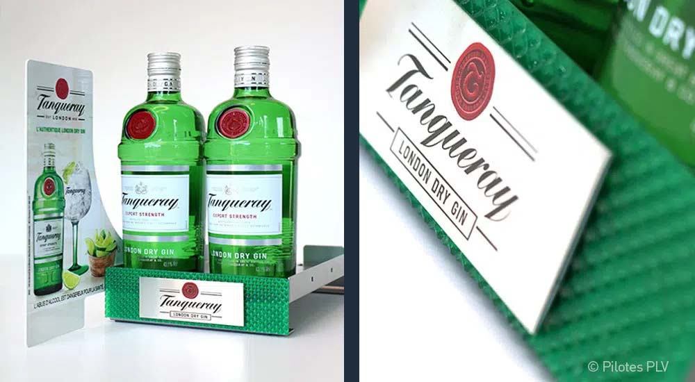 shelf stopper tanqueray
