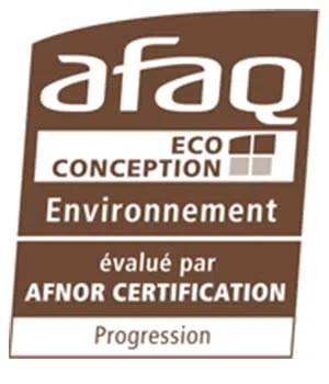 AFAQ Eco-conception Progression