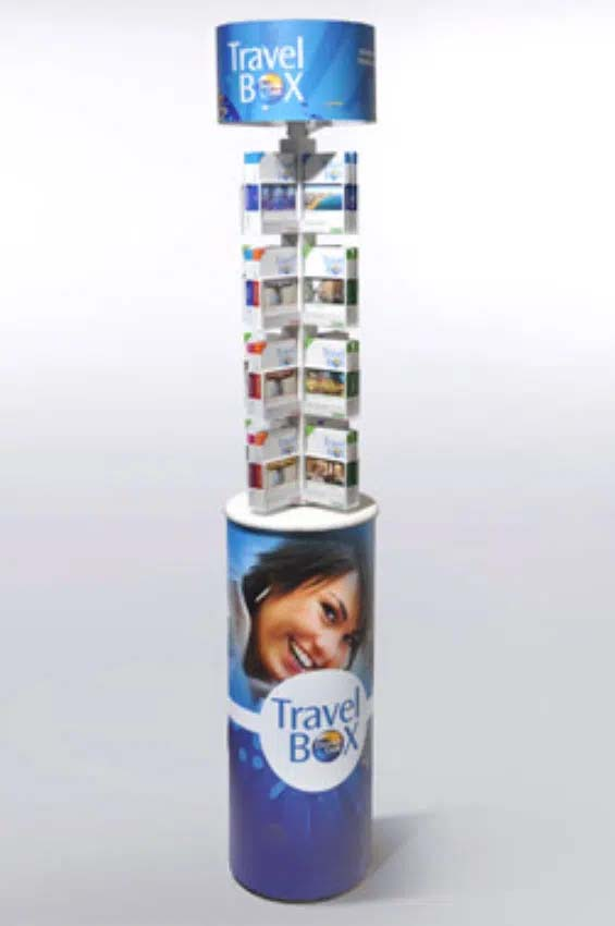 Spinner Travelbox for Thomas Cook